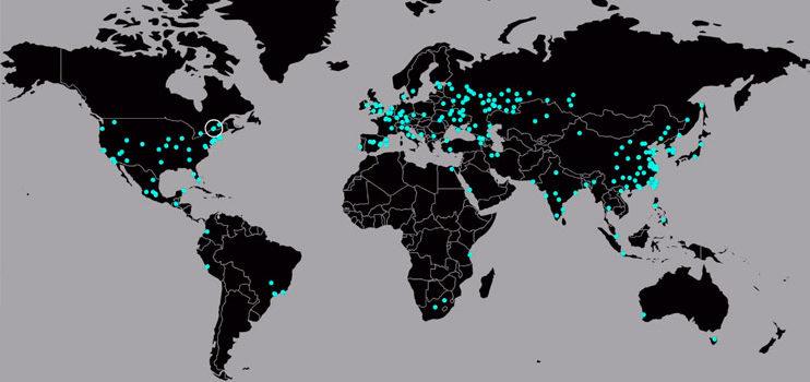 El ciberataque de Wanna Cry que ha afectado a casi todo el mundo