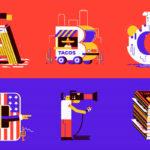 El abecedario animado que critica el discurso de odio de Trump