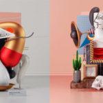 Las obras de Picasso, ahora convertidas en 3D