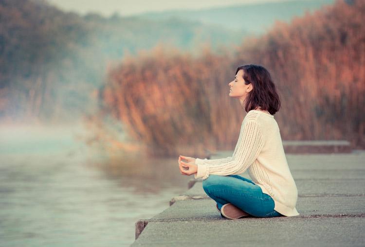 Meditar para mejorar la intuición