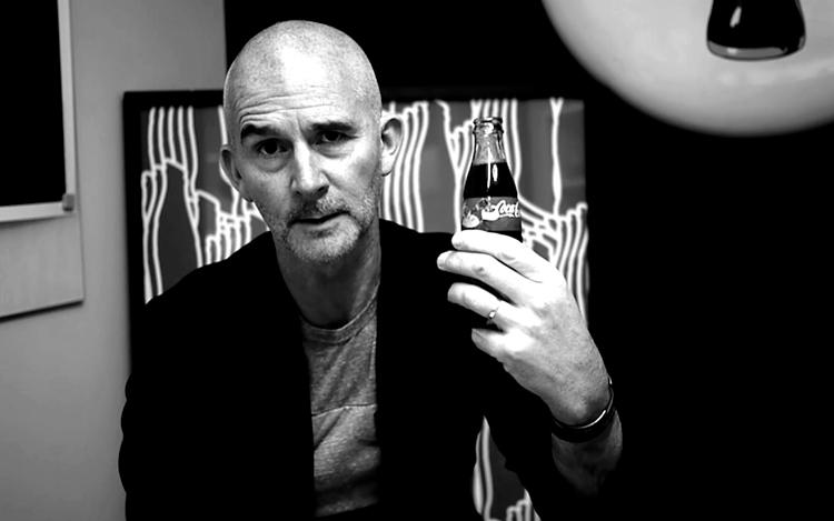 James Sommerville, vicepresidente diseño gráfico de Coca Cola