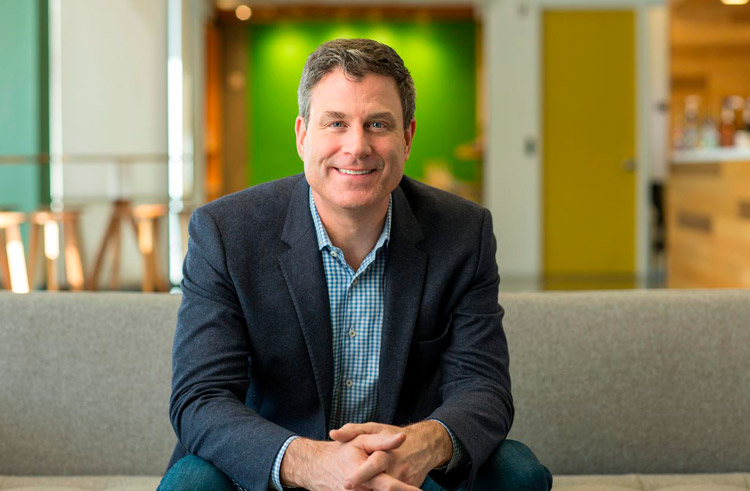 Chris O'Neill, CEO de Evernote.