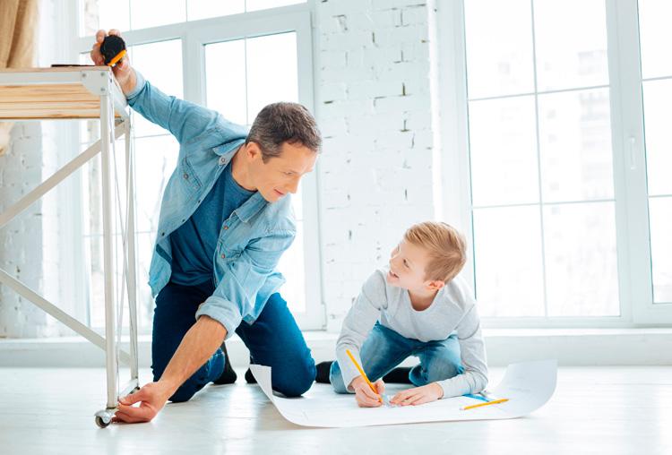 Planes de futuro de la infancia