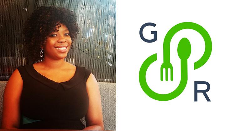Jasmine Crowe, fundadora de Goodr, la aplicación que alimenta a los más necesitados