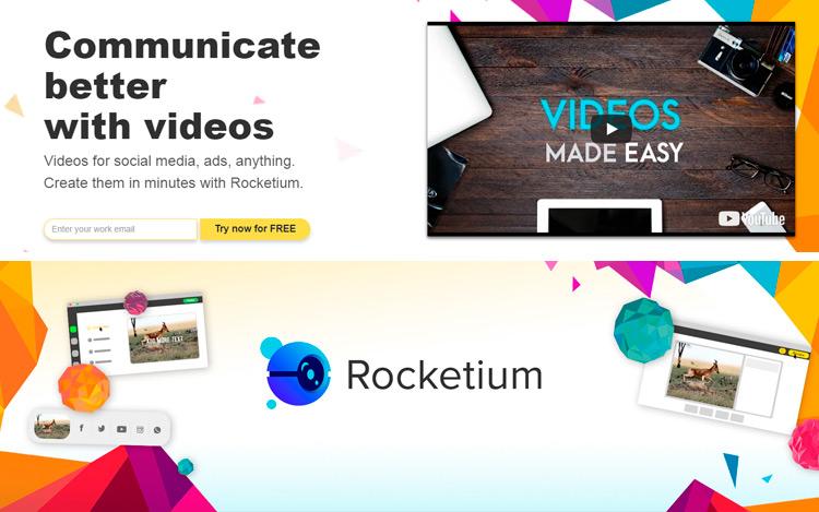 Rocketium, herramienta para redes sociales