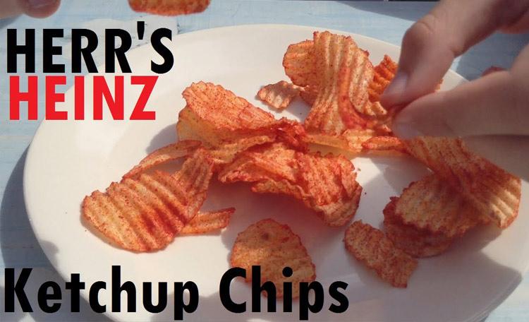 Herr's y Heinz se alían en una estrategia de co-branding