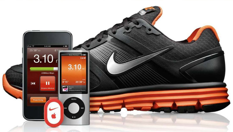 Nike y Ipod estrategia de co-branding
