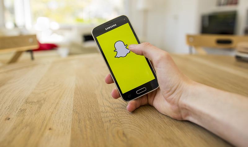 Snapchat arrasa entre los adolescentes