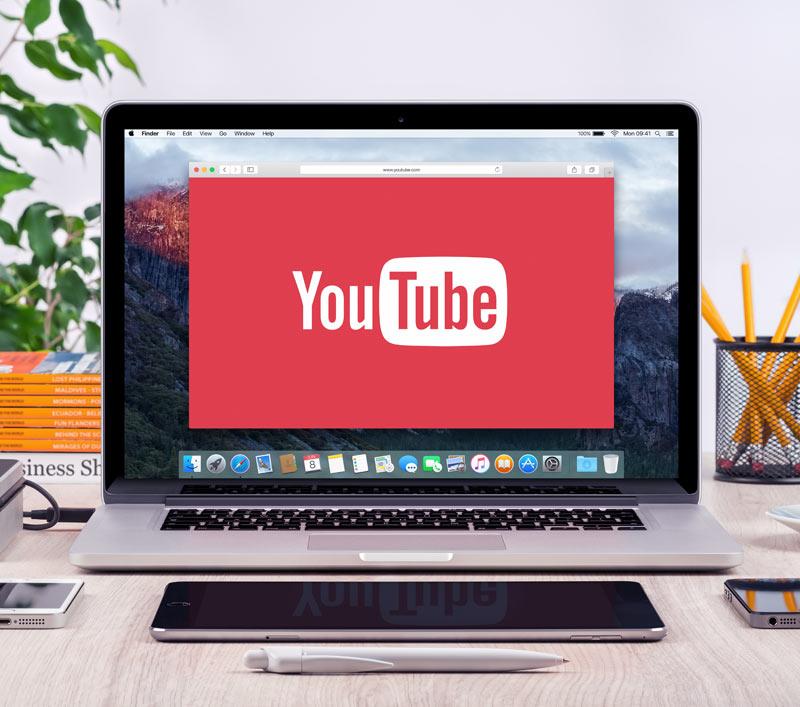 Youtube arrasa en contenidos